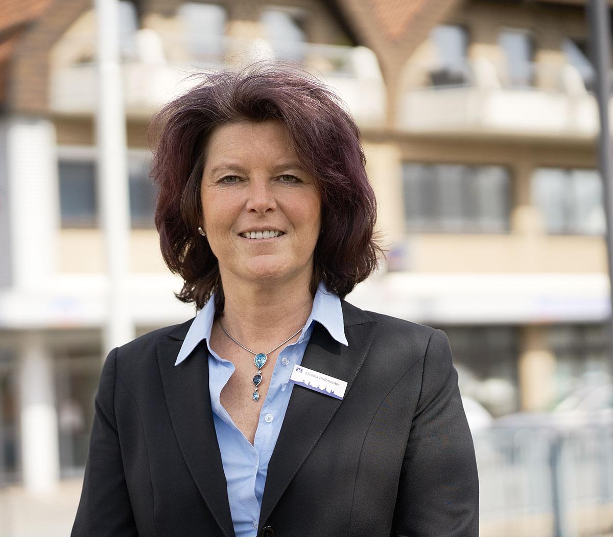 Claudia Hoffmeister