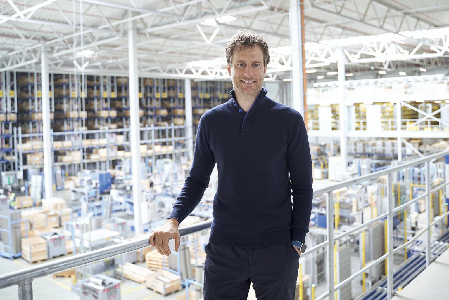 Patrick Jacob, Fr. Jacob Söhne GmbH & Co. KG